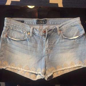 Lucky Brand Malibu shorts size 8/29